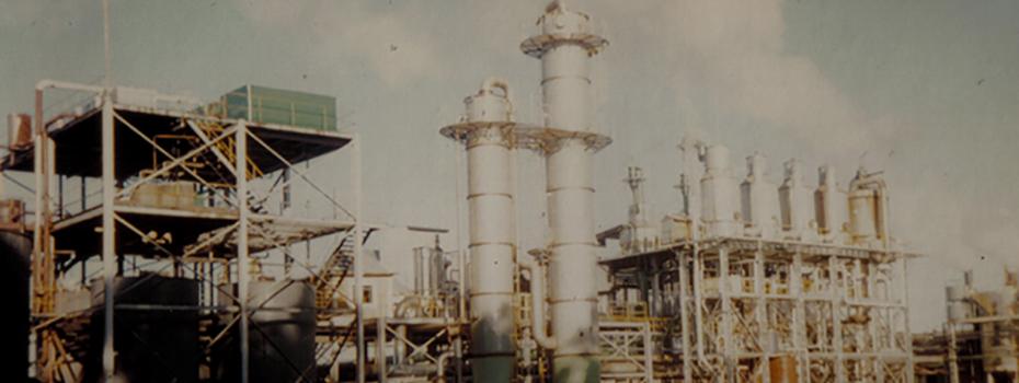 Usina de Açúcar e Álcool - Estado de Minas Gerais